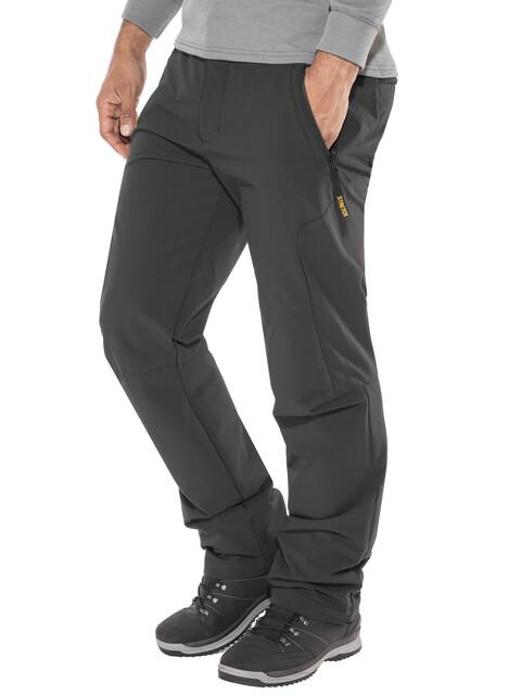 Jack Wolfskin Activate Thermic lange broek Heren zwart